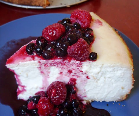 The Betty Crocker Project : New York Cheesecake