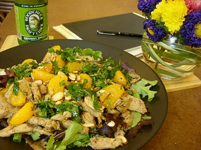 The Betty Crocker Project : Mandarin Chicken Salad