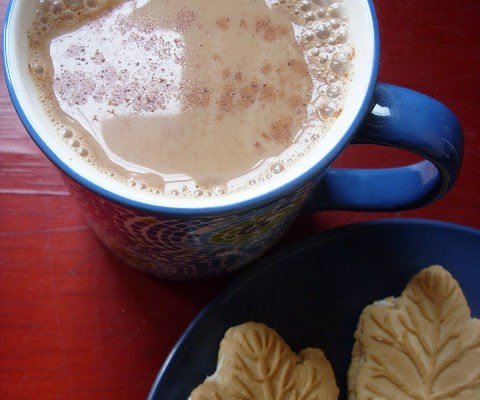 The Betty Crocker Project : The Vegan Almond Chai