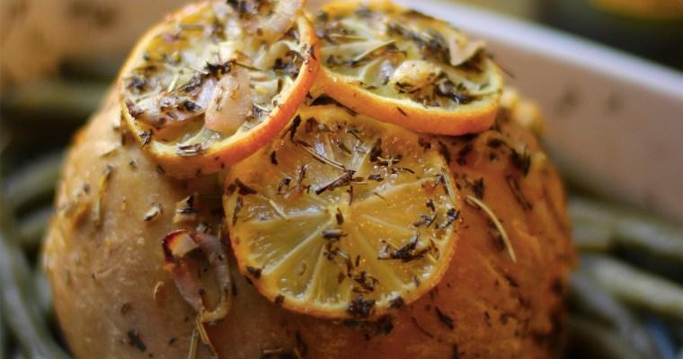 Herb de Provence Roasted Tofurky