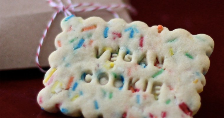 The Betty Crocker Project: Confetti Cookies