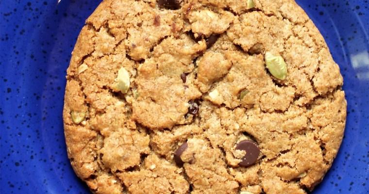 The Betty Crocker Project: Peanut Butter Trail Mix Cookies
