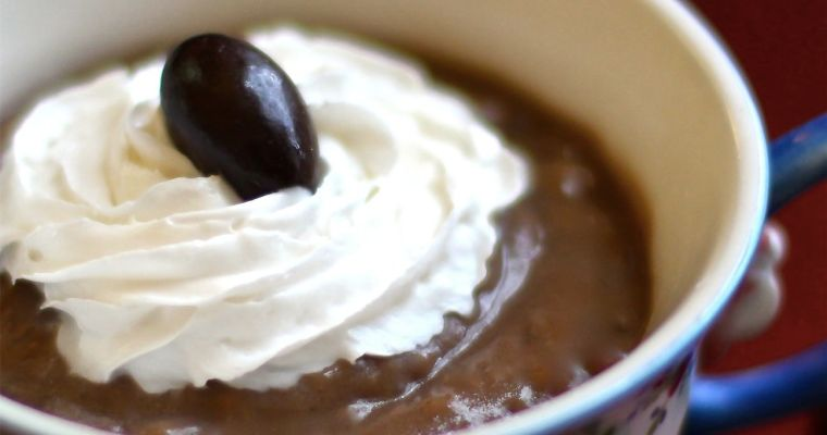 The Betty Crocker Project: Almond Cappuccino Pudding