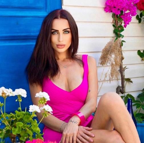 Olya mujeres rusas de 35 a 40 años