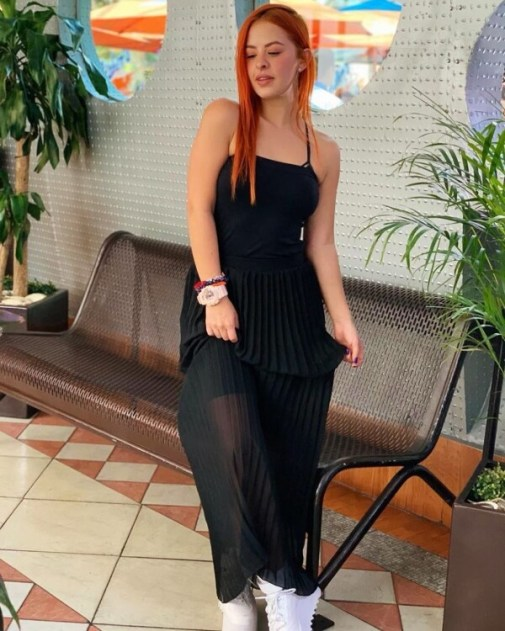Andrea Xiomara mujeres rusas promedio