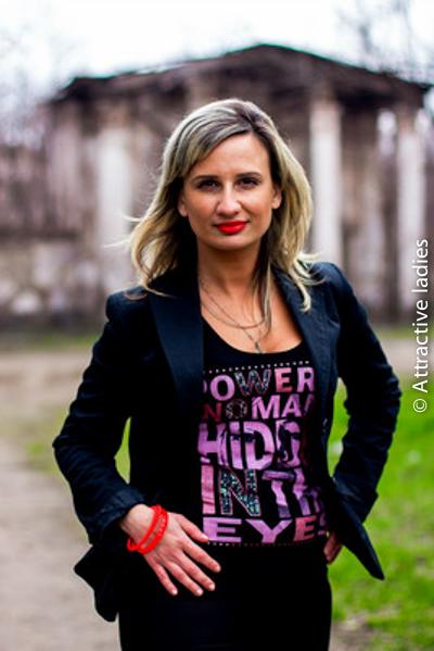 pretty ukraine woman