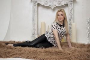 Pretty russian women for single men