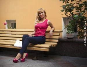 Russian wife for happy marriage