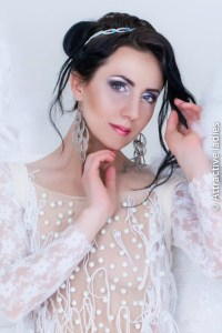 Russian women brides for happy marriage