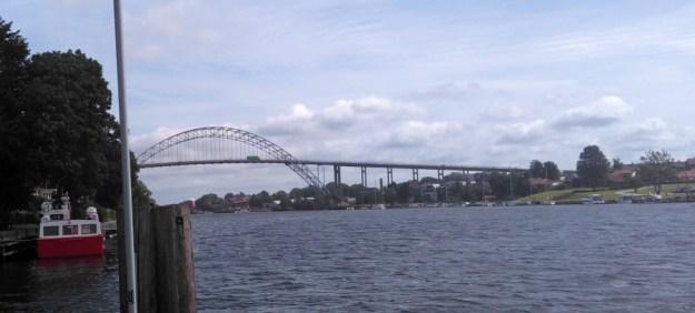 Brücke in Fredrikstad