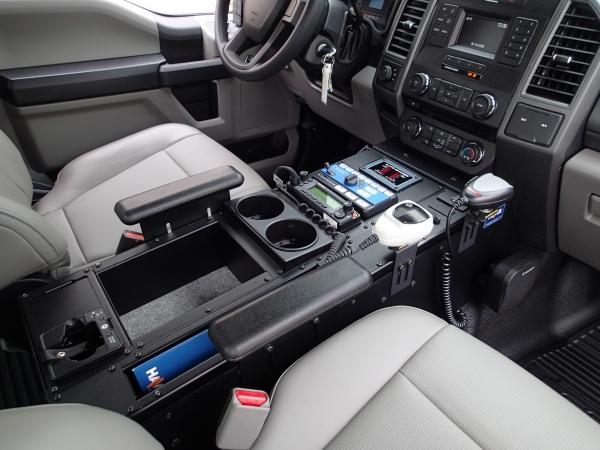 Havis Ford Pickup Truck Console Mega Tech