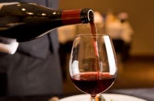 ワインと死因