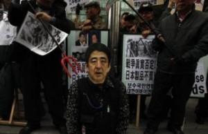安倍総理と反日韓国