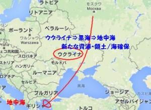 ウクライナデフォルトとロシア