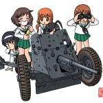 対戦車道始めました(´・ω・`) | うるぶ [pixiv] http://www.pixiv.net/member_illust.php?mode=medium&illust_id=56350509