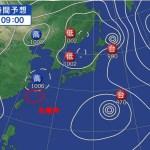 尖閣沖と台風2016