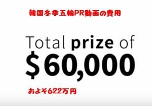 コストは622万円