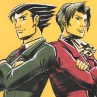 Ace Attorney - Rivalery | Suisei Killfaeh [pixiv] http://www.pixiv.net/member_illust.php?mode=medium&illust_id=59697295