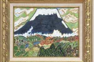 鑑定団富士山
