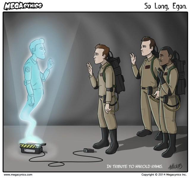 So Long, Egon.