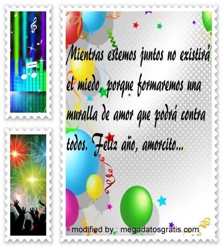 Lindas Frases De Ano Nuevo Para Mi Amor Con Imagenes Hoy Frases