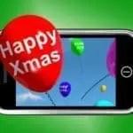 enviar dedicatorias de Navidad para celular, bonitas palabras de Navidad para celular