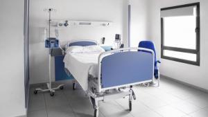 een ziekenhuisbed