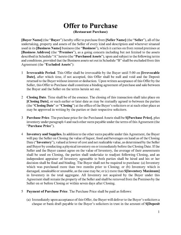 Letter of intent to purchase assets business template visorgede nice letter of intent to purchase prty template photos fbccfo Image collections