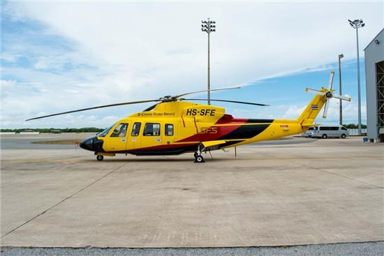 Sikorsky S-76C+