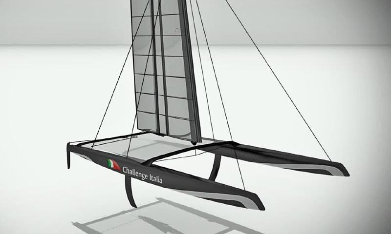 Catamaran Racing