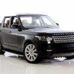 Range Rover glass down 1100td1