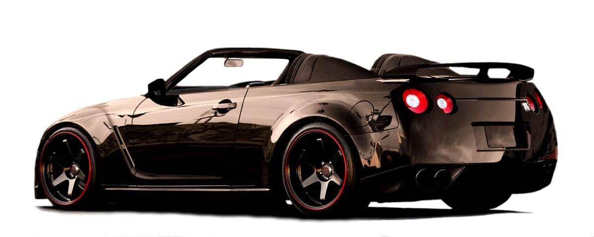 Nissan GTR Convertible