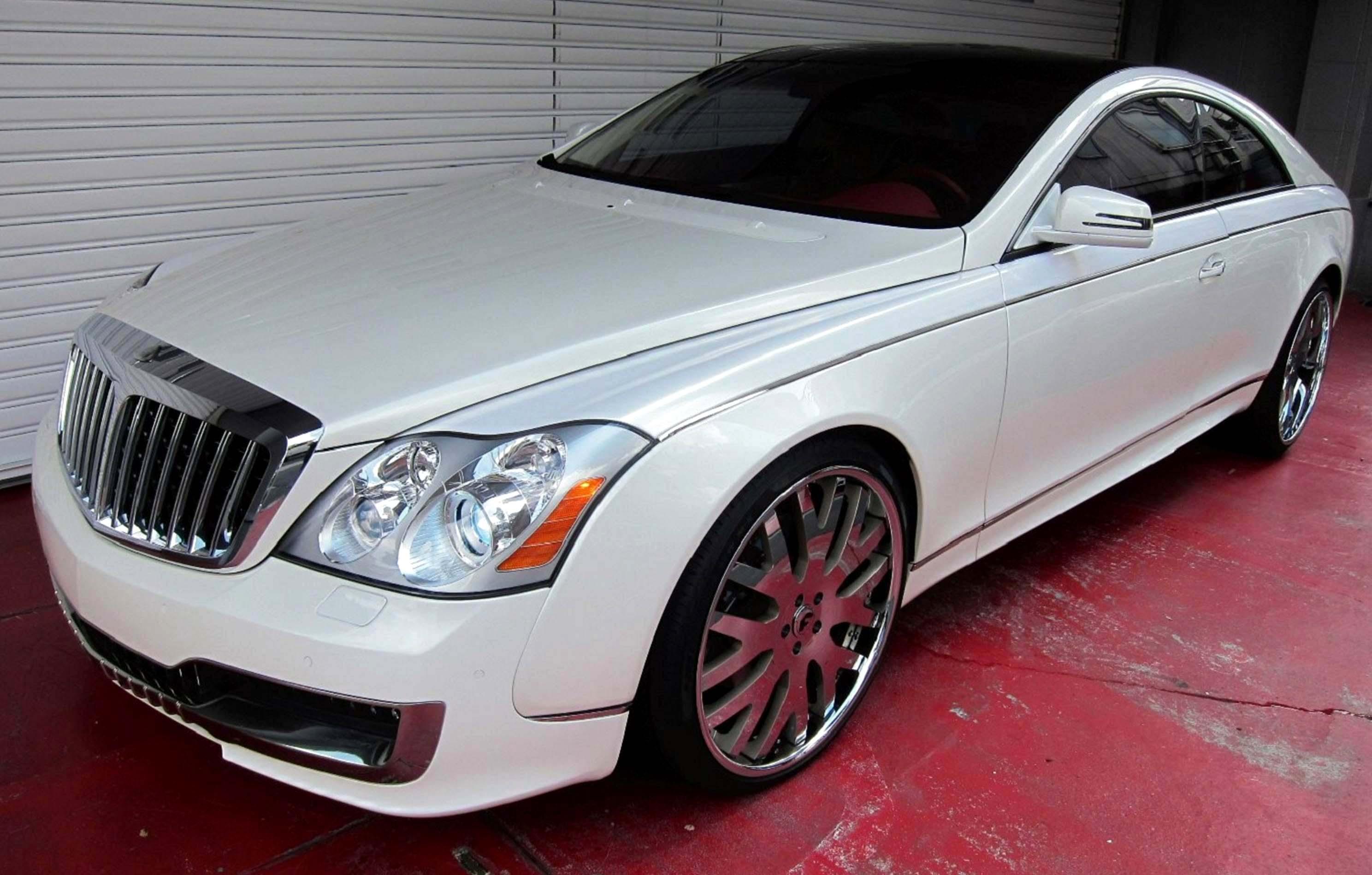 Maybach Coupe Megaev Com Luxury Sport