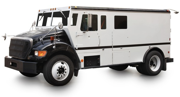 Armored Cash In Transit Vehicles