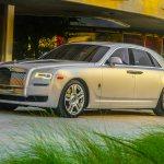 Rolls Royce Ghost gy3