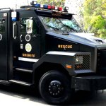 Armored Swat Vehicle 11