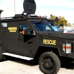 Armored Swat Vehicle 12