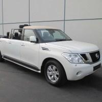 Nissan Patrol td1