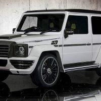 Mercedes g63 Wagon 2dr
