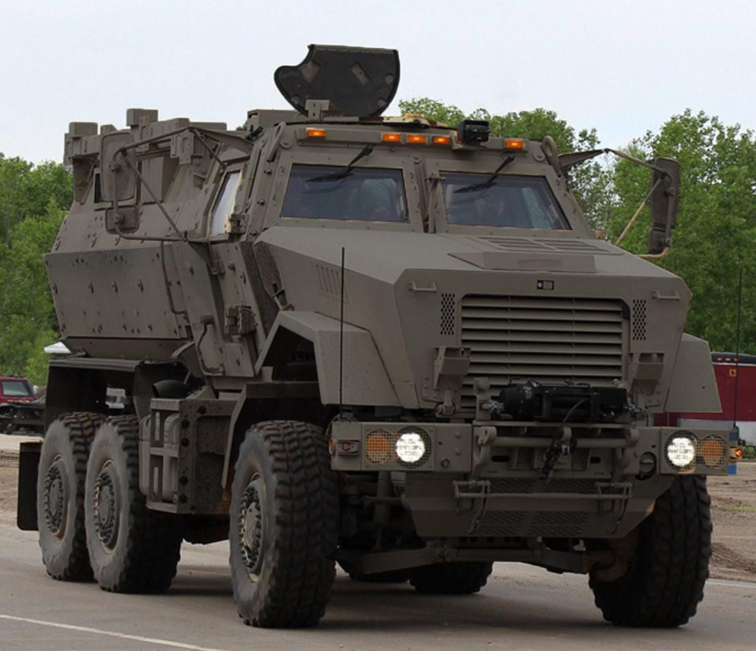Border Control Vehicles Mega