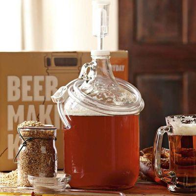 Bierbrouw pakket Brooklyn Brewshop | Mega Gadgets