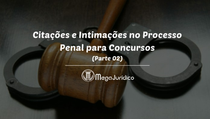 citacao-intimacao-processopenal
