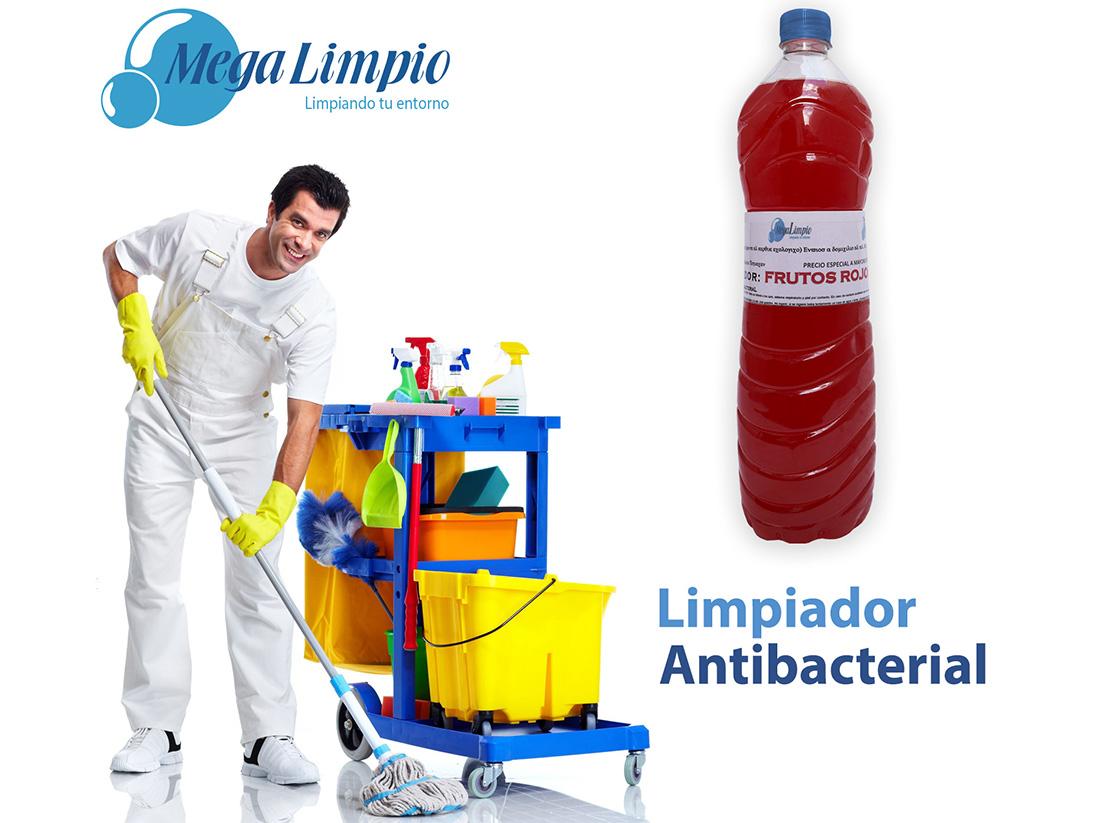 Limpiador Frutos Rojos 01