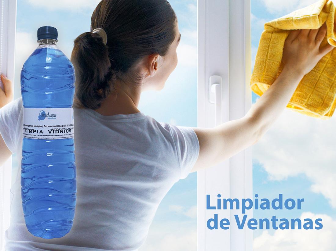 Limpiador De Ventanas Megalimpio Tehuac N Productos De Limpieza ~ Limpieza De Ventanas Y Cristales