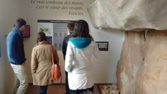 Visite du musée lors de l'inauguration 3