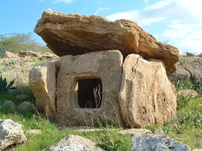 Damiyah dolmen field