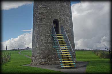 Devenish Island Round Tower