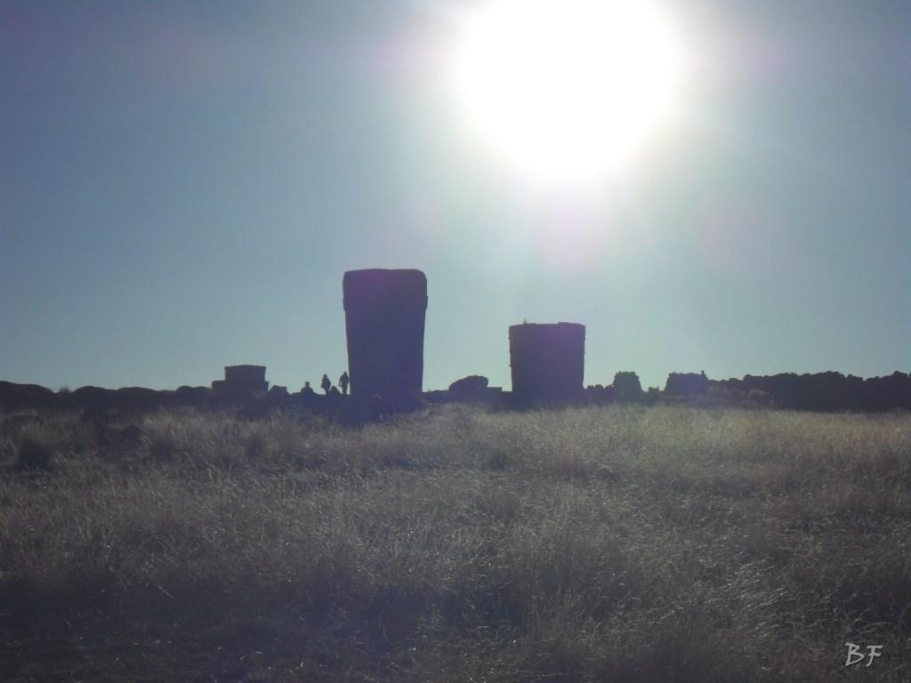 Torri Poligonali Megaliti Sillustani Puno Perù 62