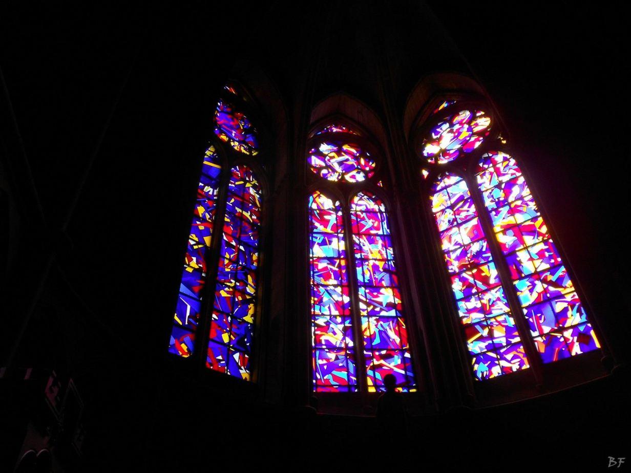 Cattedrale Gotica della Vergine di Reims Marne Gran Est Francia 21