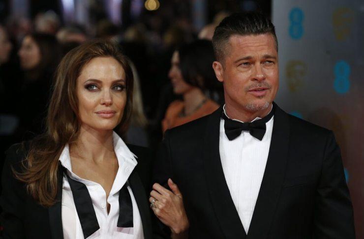 Brad Pitt and Angelina Jolie-MegaloPreneur